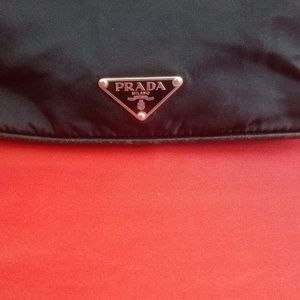 Prada Bags - PRADA NYLON TESSUTO MINI BAG.